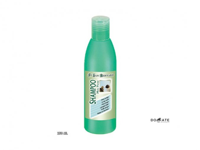 Iv San Bernard šampon ZELENÉ RAJČE - pro psy seniory 250ml