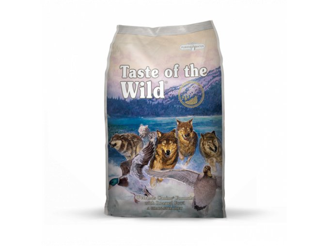 Taste of the Wild Wetlands Wild canine 2 kg