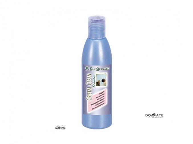 Iv San Bernard ŠAMPON CRISTAL CLEAN - pro bílou, černou a šedou srst 250ml