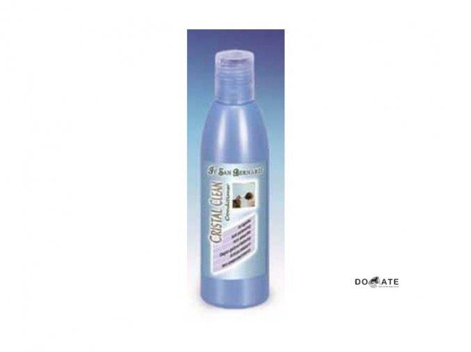 Iv San Bernard KONDICIONER CRISTAL CLEAN - pro bílou, černou a šedou srst 250ml