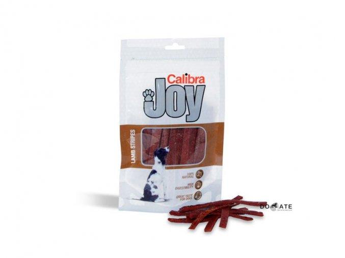 Calibra Dog Joy Lamb Stripes 80g