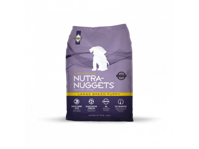 Nutra Nuggets Large Breed Puppy 15 kg