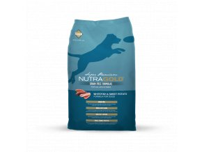 Nutra Gold Whitefish&Sweet Potato GRAIN FREE 13,6 kg