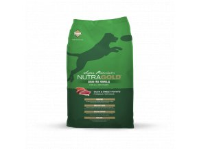 Nutra Gold Duck&Sweet Potato GRAIN FREE 13,6 kg