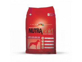 Nutra Gold Adult Lamb&Rice 3 kg