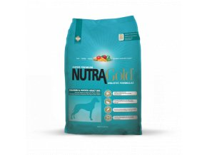 Nutra Gold Salmon & Potato 3 kg