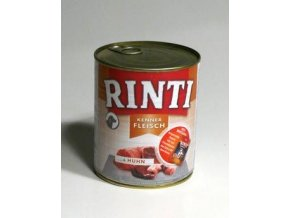 Rinti Dog konzerva kuře 800g (5ks)