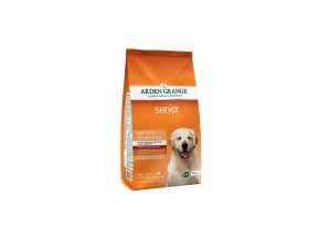 Arden Grange Senior with fresh Chicken & Rice 12kg