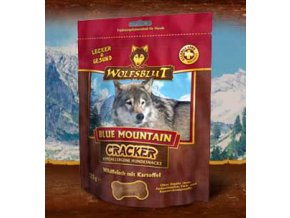 Wolfsblut Blue Mountain Cracker 225g