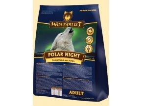 WOLFSBLUT POLAR NIGHT 15kg - granule pro psa z Laponských sobů