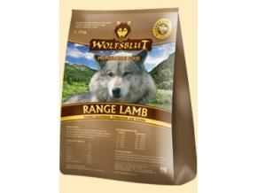 WOLFSBLUT RANGE LAMB 15kg - granule pro psa z Jehněčího z Nového Zélandu