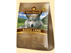 WOLFSBLUT Range Lamb 2kg