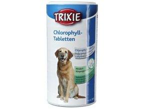 Trixie Chlorofylové tablety 125g
