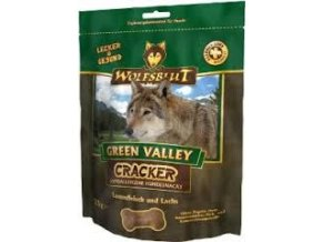 GREEN VALLEY CRACKER 225G