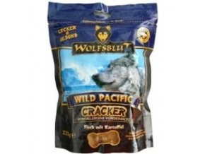 WILD PACIFIC CRACKER 225G