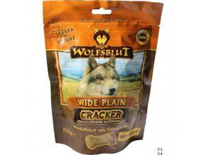 WIDE PLAIN HIGH ENEGY CRACKER 225G