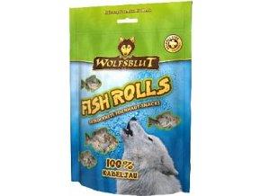 FISH ROLLS KABELJAU 100 G