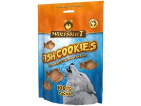 FISH COOKIES LACHS 150 G