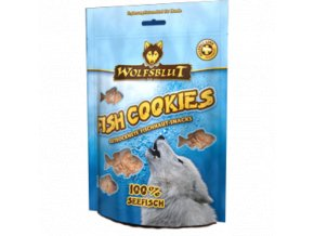 FISH COOKIES SEEFISH 150G