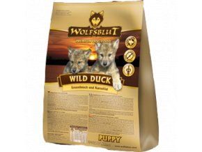 WOLFSBLUT Wild Duck Puppy 15kg