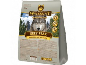 Wolfsblut Grey Peak Senior 7,5 kg