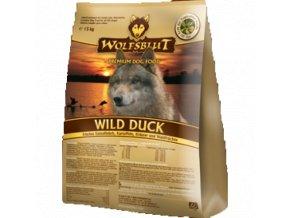 WOLFSBLUT WILD DUCK 15kg - granule pro psa z Divoké kachny