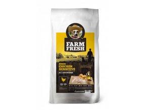 Farm Fresh Chicken Sensitive Grain Free 10kg