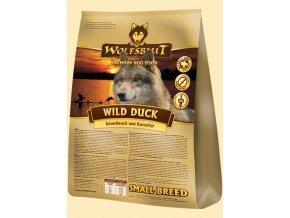 WOLFSBLUT Wild Duck Small Breed 2 kg