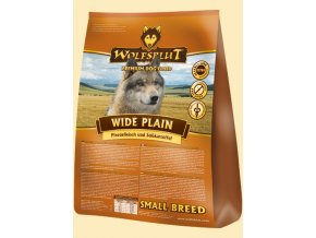 WOLFSBLUT Wide Plain Small Breed 2 kg