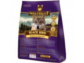 Wolfsblut Black Bird Senior 7,5 kg