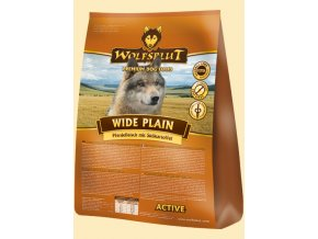 Wolfsblut Wide Plain Active 15 kg