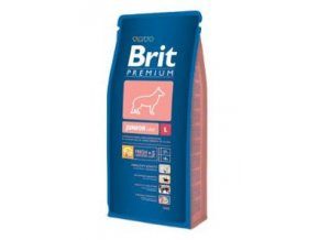 Brit Premium Dog Junior L