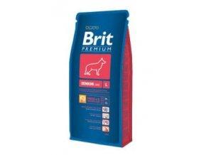 Brit Premium Dog Senior L