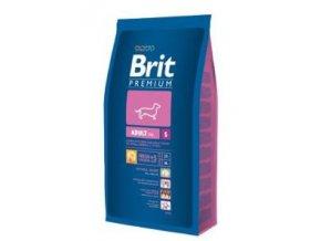 Brit Premium Dog Adult S