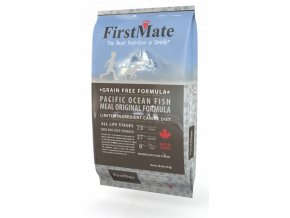 Firstmate Pacific Ocean Fish Original 454 g