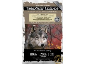 TIMBERWOLF WILDERNESS LEGENDS