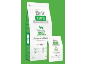 Brit Care Dog Grain-free Adult LB Salmon & Potato