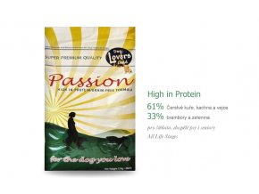 DLG Passion High in Protein - Grain Free - 13 kg