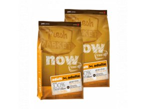 DVOJBALENÍ NOW FRESH Grain free Adult 11,33kg