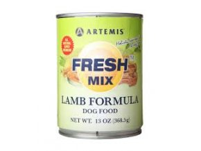 Konzerva Artemis Fresh Mix Lamb Dogs 370g