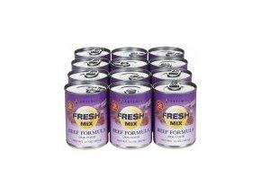 Konzerva Artemis Fresh Mix Beef Dogs 370g (11+1 zdrama)