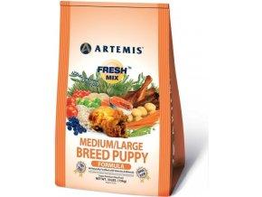 Artemis Fresh Mix Medium/Large Breed Puppy 13,6kg