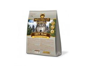 WOLFSBLUT GREY PEAK 15kg - granule pro psa z Australské divoké kozy Boer