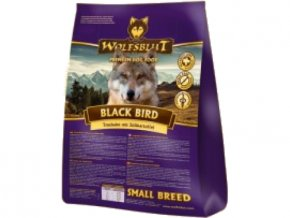 Wolfsblut Black Bird Small Breed 2 kg