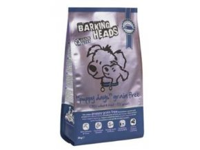 BARKING HEADS Puppy Days GRAIN FREE 2kg
