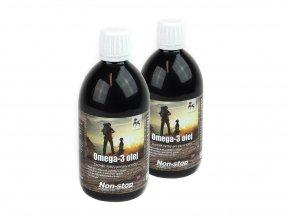 Non-stop Omega 3 - rybí olej pro psi a kočky