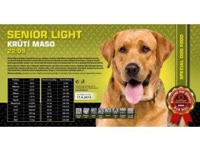 senior light granule