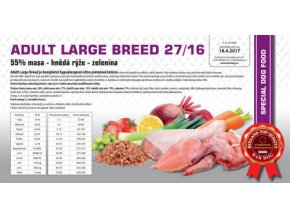 adult large bread granule
