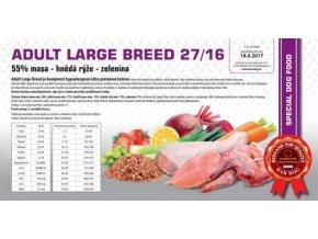 adult large bread granule