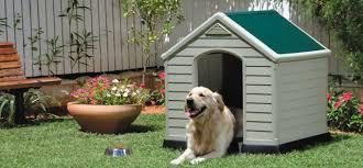 KETER DOG HOUSE bouda pro psy - bílo zelená